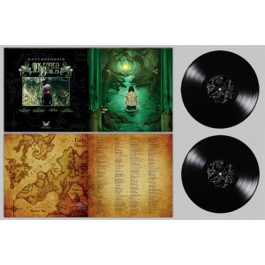 "Xanthochroid ""Blessed He With Boils"" BLACK 2xLP"
