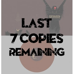 "Ihsahn ""The Adversary"" COLOR LP"
