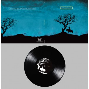 "Sigh ""Gallows Gallery"" BLACK LP"