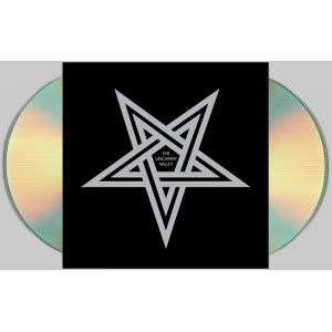 "Perturbator ""The Uncanny Valley"" 2xCD Book"