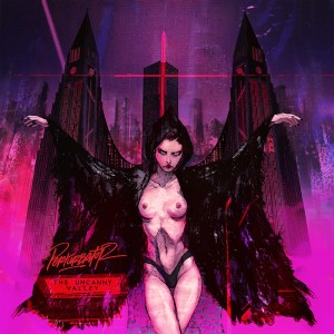 "Perturbator ""The Uncanny Valley"" CD"