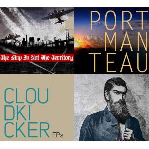 """Cloudkicker """"EPs"""" CD"""