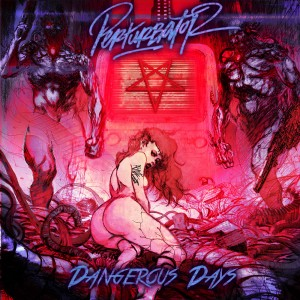 "Perturbator ""Dangerous Days"" CD"