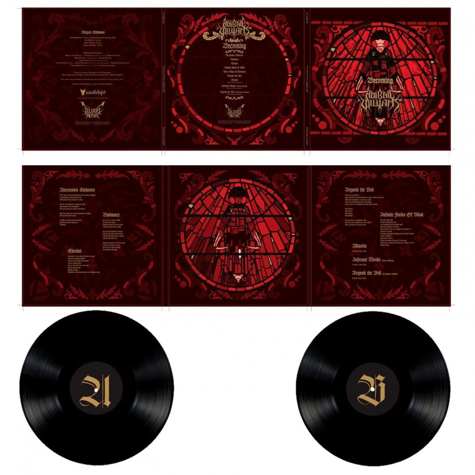 """Abigail Williams """"Becoming"""" Special Edition 2xLP"""
