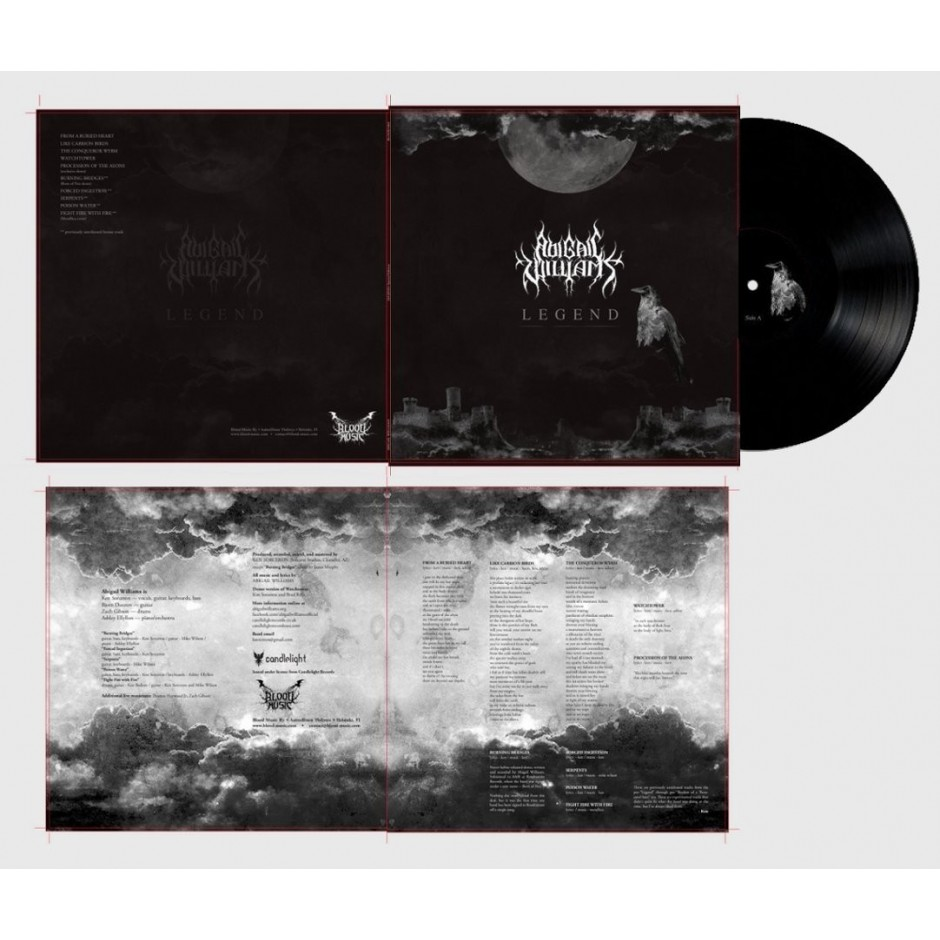 "Abigail Williams ""Legend"" Special Edition LP"