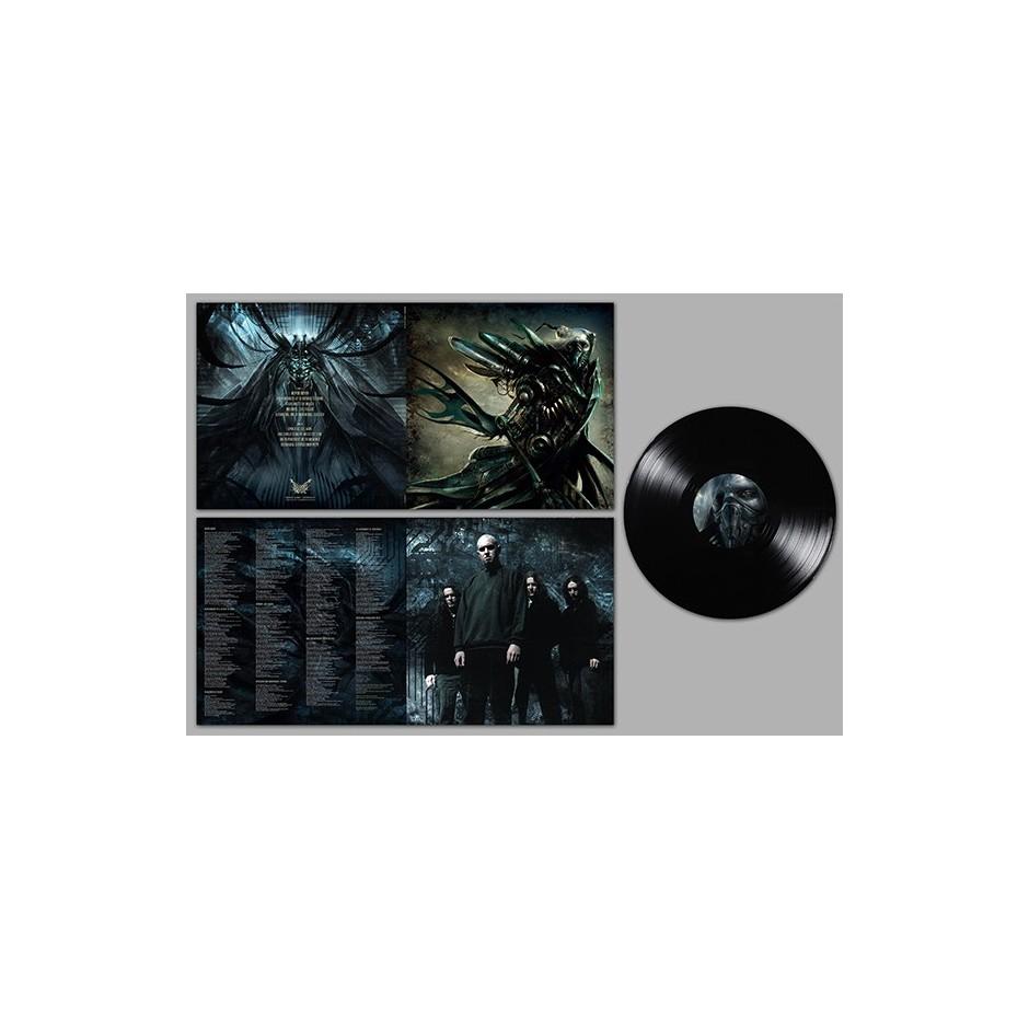 """Psycroptic """"Symbols of Failure"""" LP - Black"""