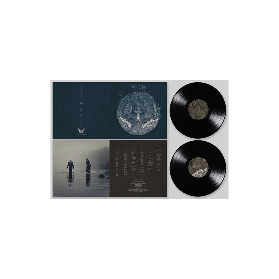"Corpo-Mente ""Corpo-Mente"" 2xLP - Black, First Pressing"