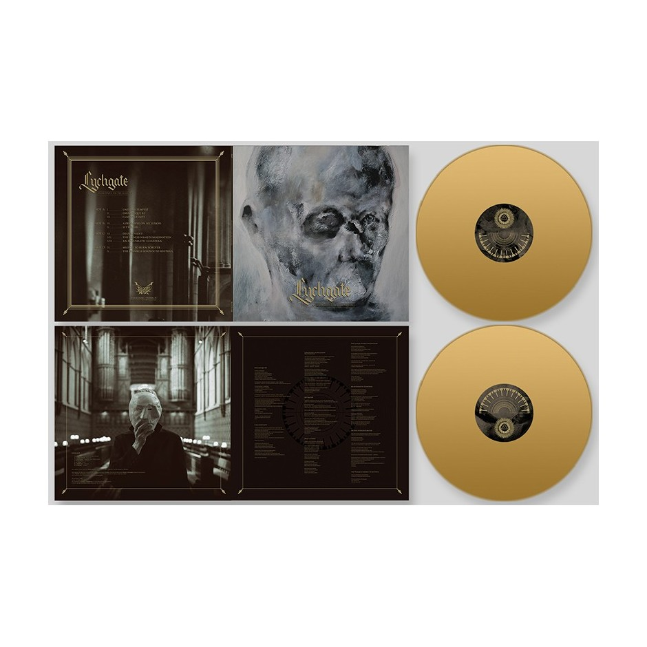 "Lychgate ""An Antidote for the Glass Pill"" COLOR 2xLP"