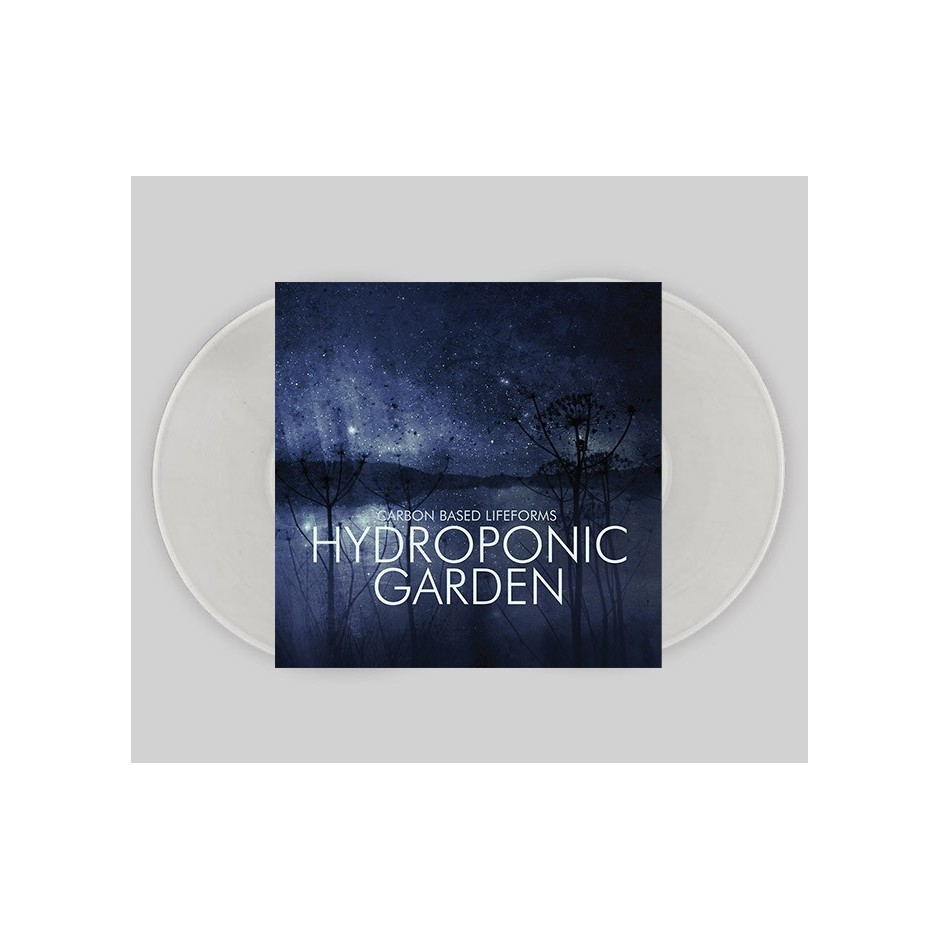 "Carbon Based Lifeforms ""Hydroponic Garden"" CLEAR 2xLP"