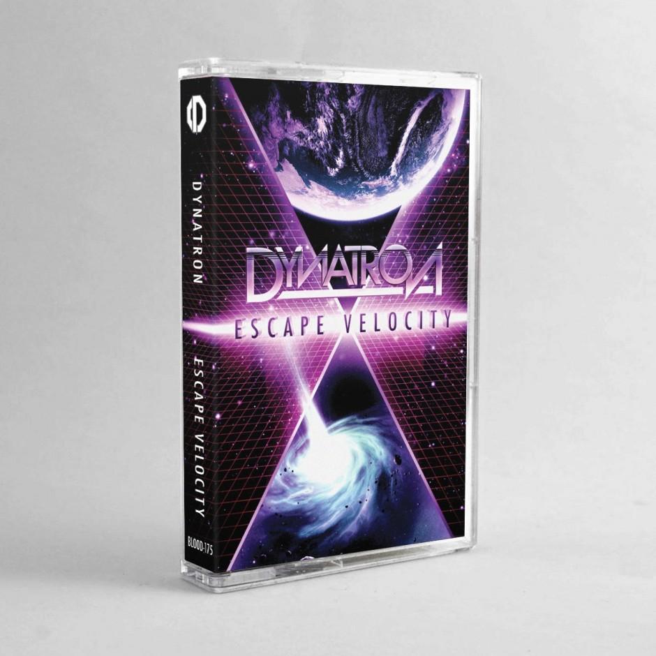 """Dynatron """"Escape Velocity"""" Cassette"""