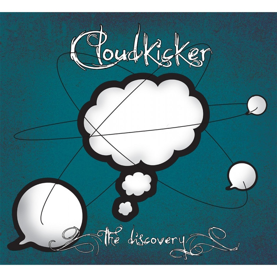 """Cloudkicker """"The Discovery"""" CD"""
