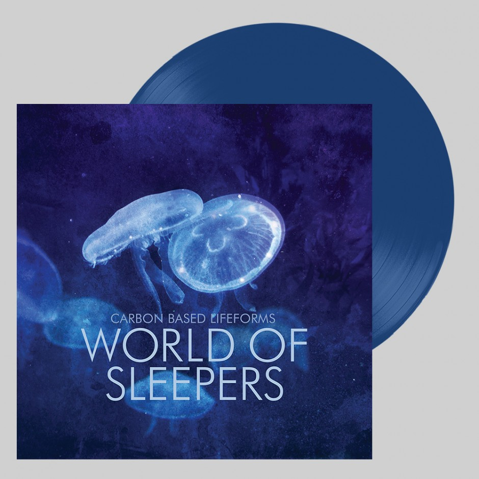 """Carbon Based Lifeforms """"World of Sleepers"""" 2xLP REPRESS"""