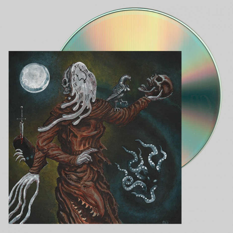 "Chaos Moon ""Eschaton Mémoire"" CD"