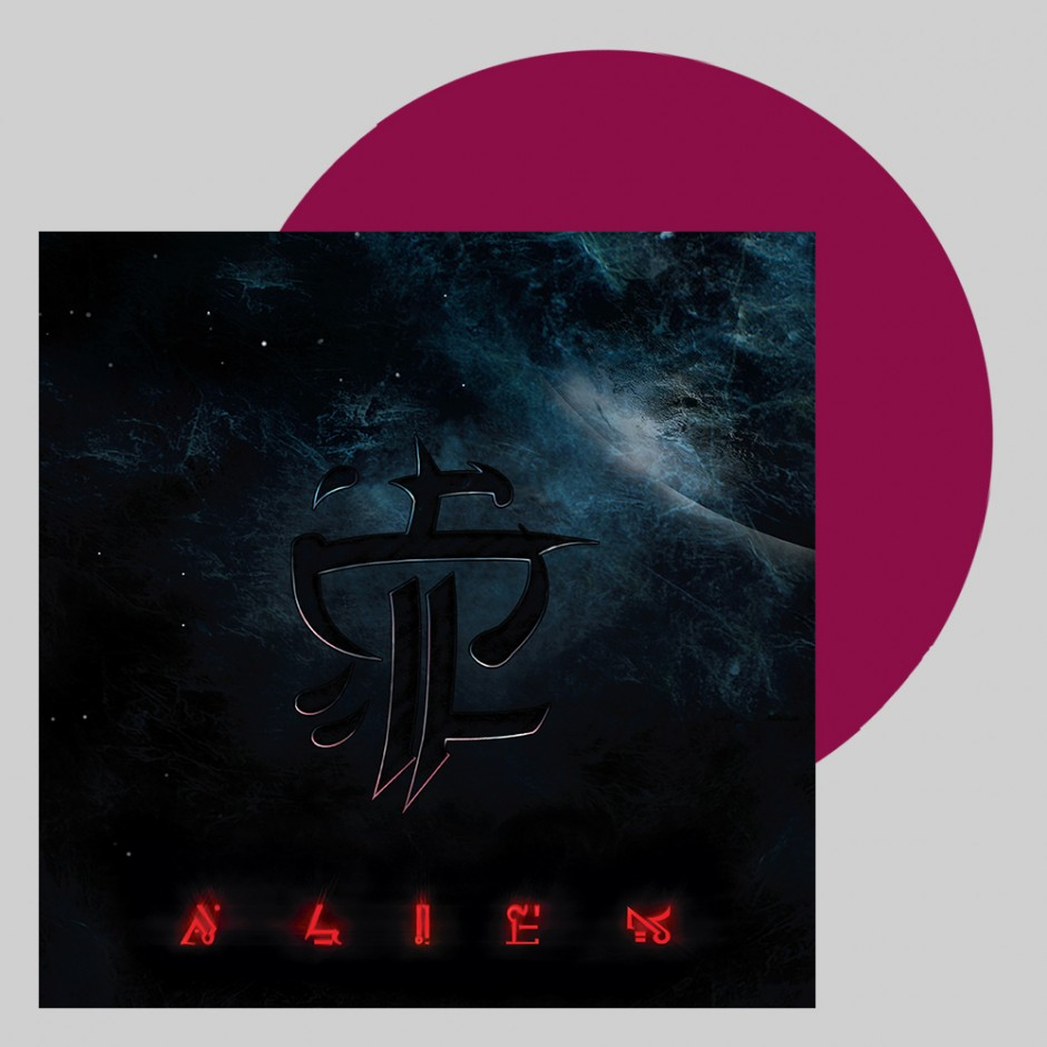 "Strapping Young Lad ""Alien"" 2xLP"