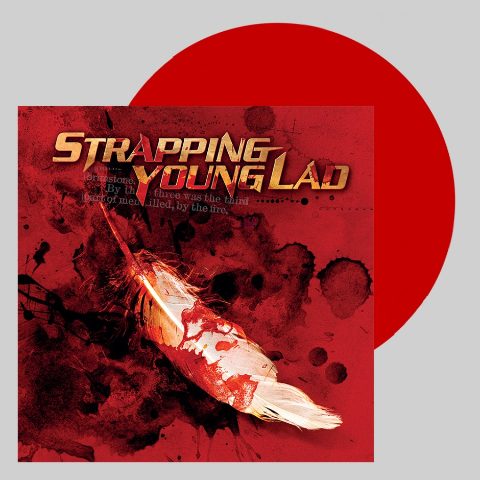 "Strapping Young Lad ""SYL"" LP"