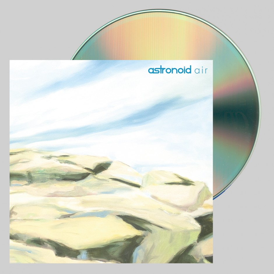 "Astronoid ""Air"" CD"