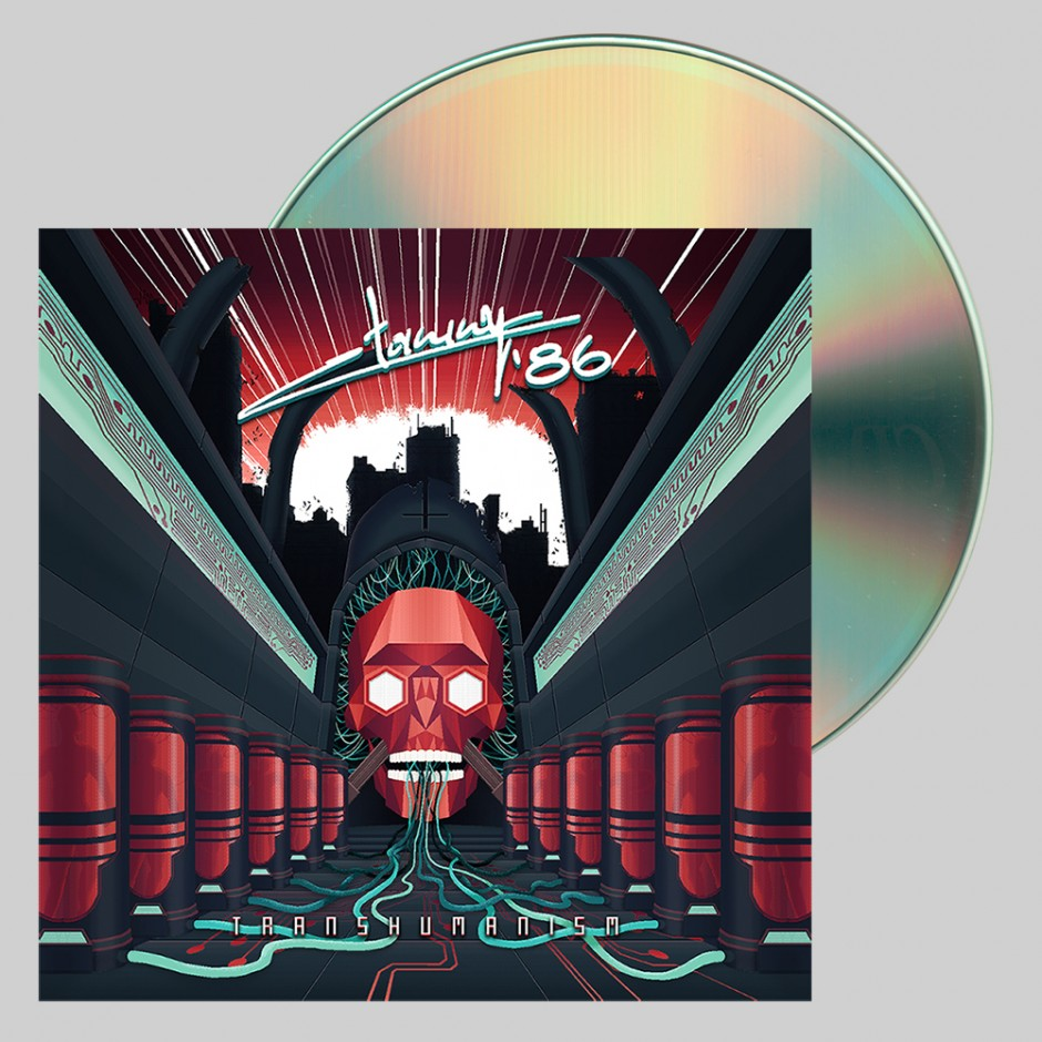 "Tommy '86 ""Transhumanism"" CD"