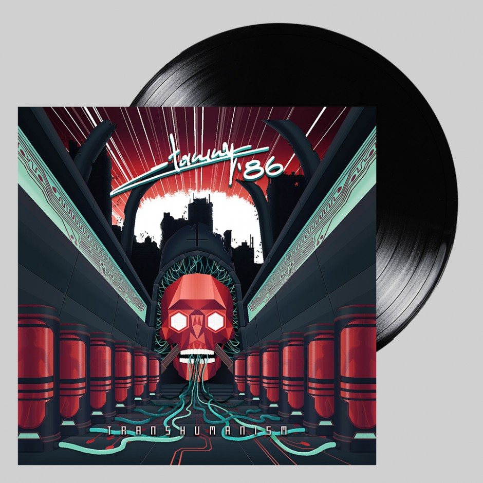 "Tommy '86 ""Transhumanism"" 2xLP"