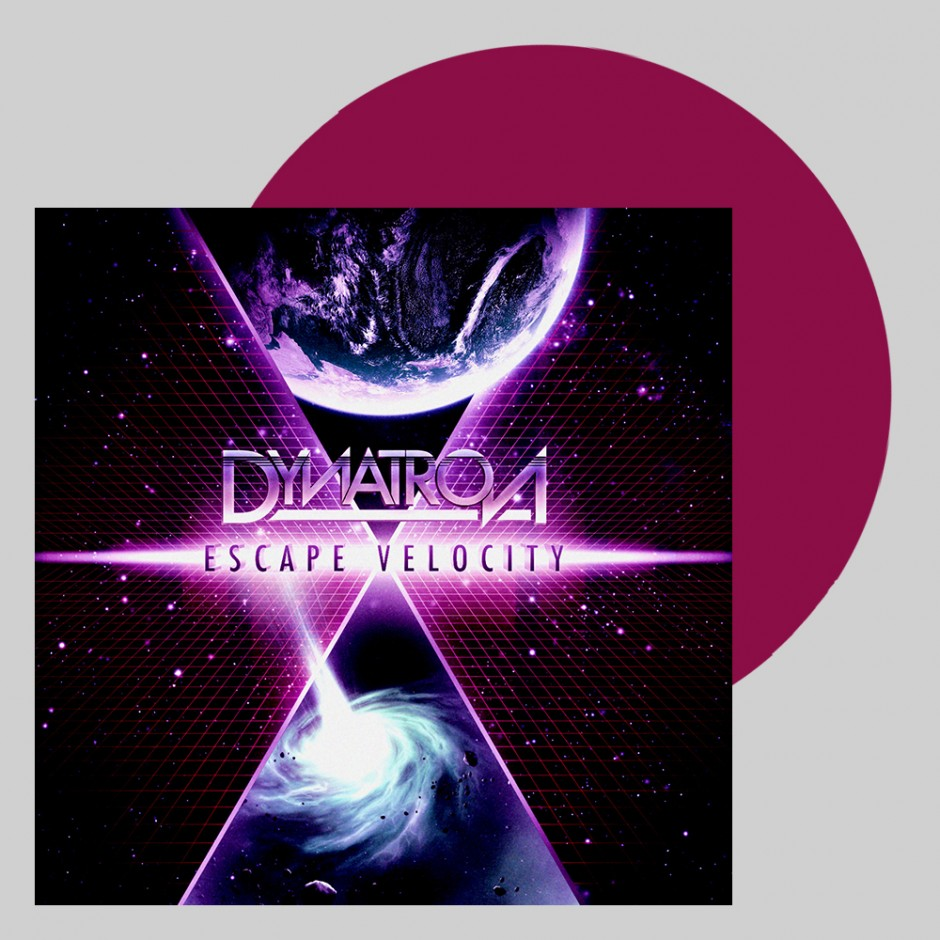 "Dynatron ""Escape Velocity"" LP"