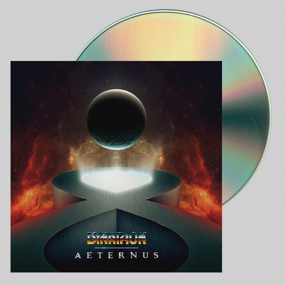 """Dynatron """"Aeternus"""" CD"""