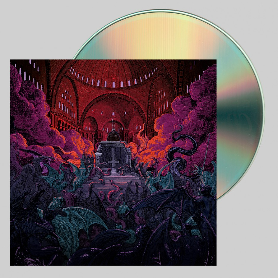 "GosT ""Non Paradisi"" CD"