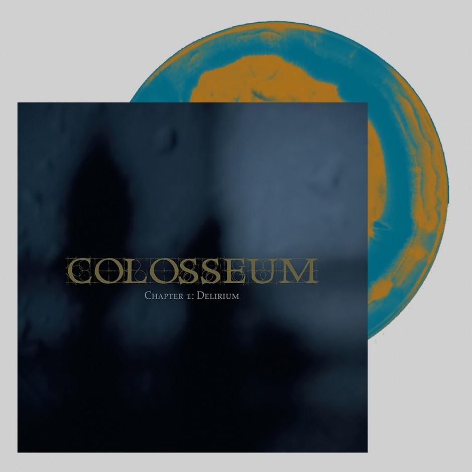 """Colosseum """"Chapter 1: Delirium"""" 2xLP"""