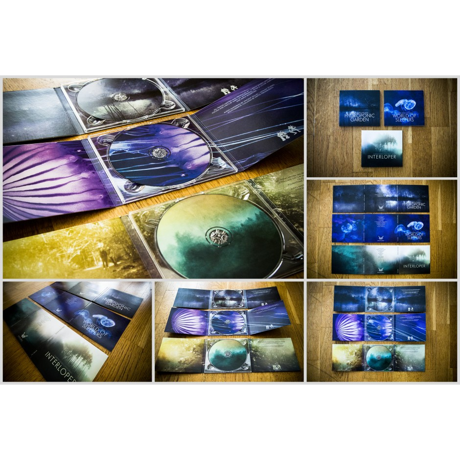 "Carbon Based Lifeforms ""Interloper"" CD"