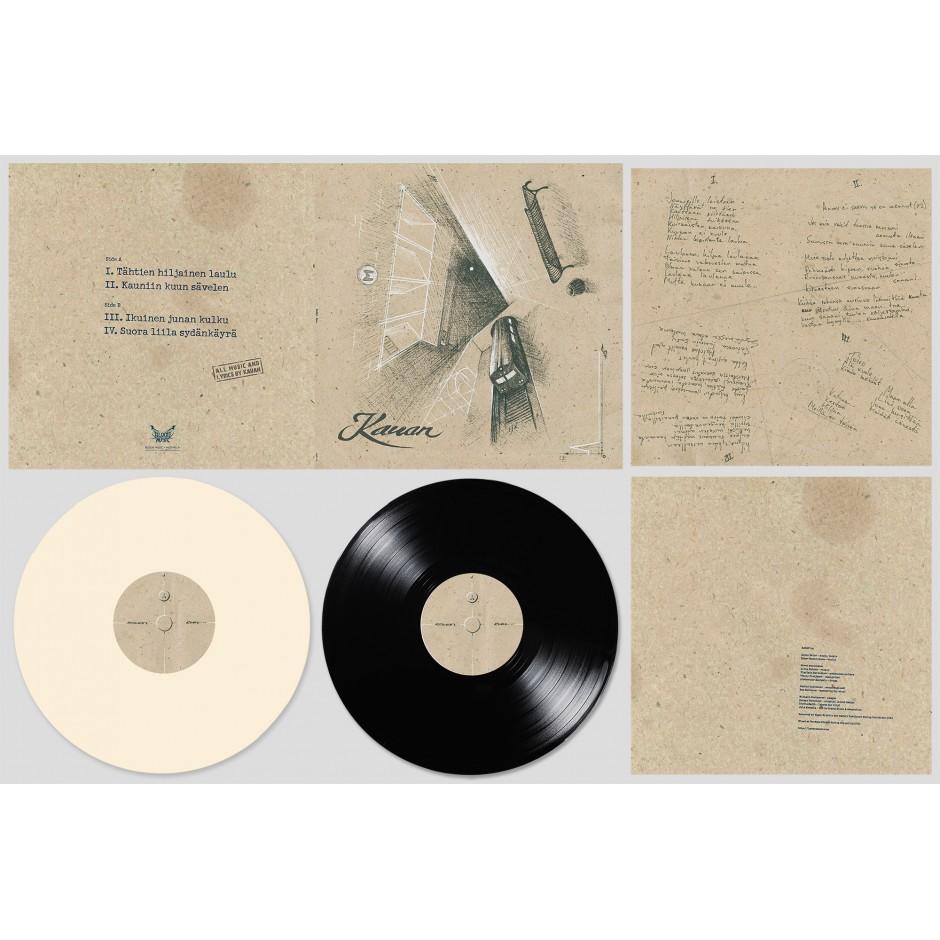 """Kauan """"Kuu.."""" LP"""