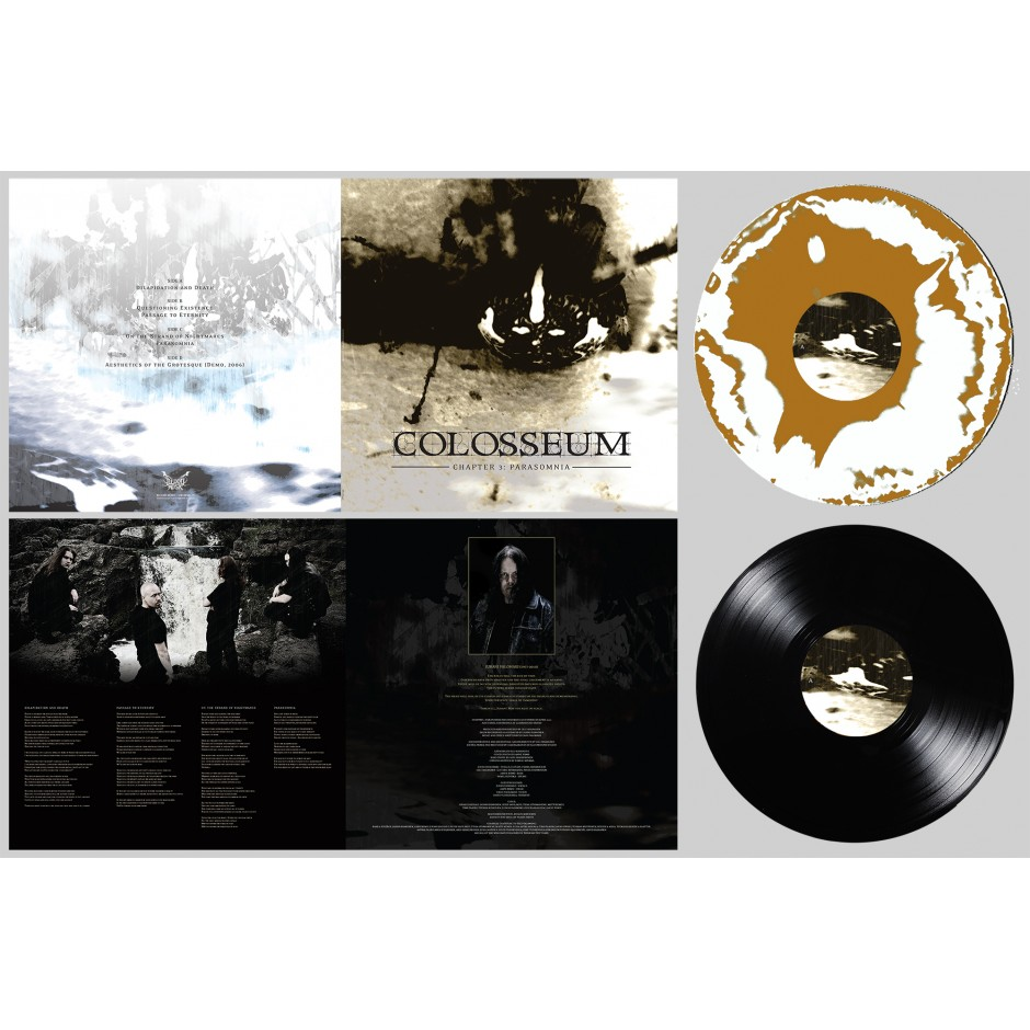 "Colosseum ""Chapter 3: Parasomnia"" 2xLP"
