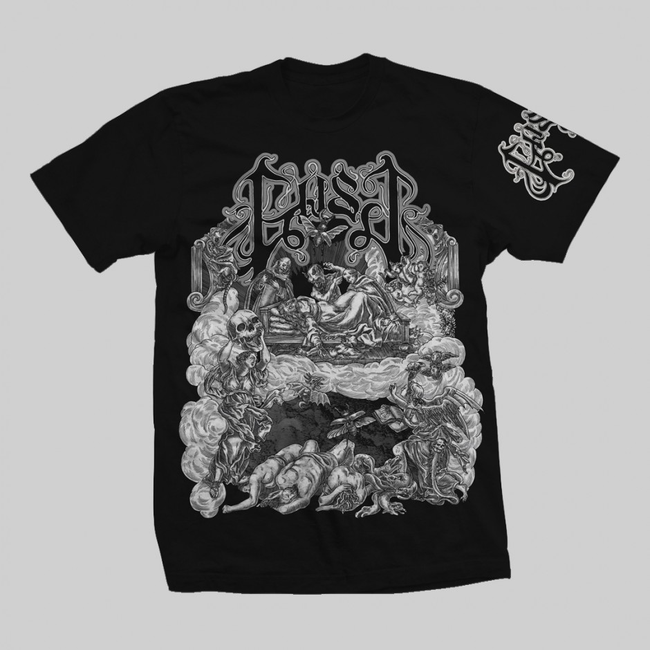 "GosT ""Possessor"" T-Shirt - Black"