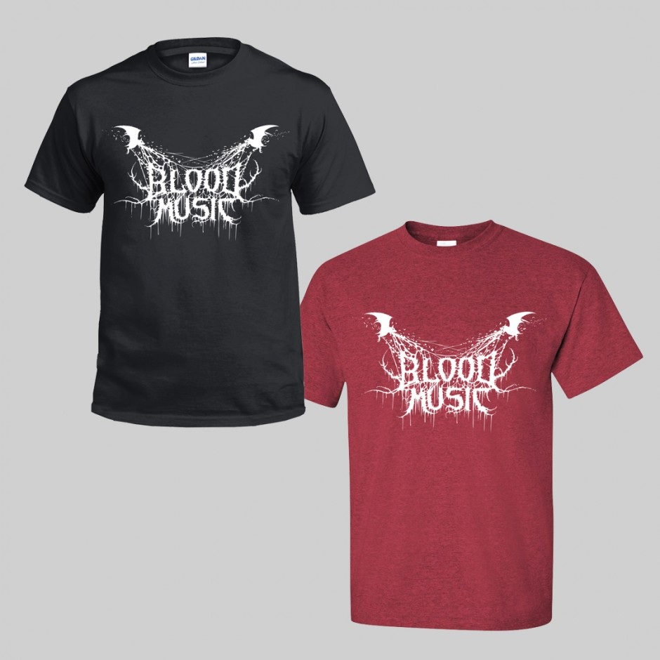 Blood Music Logo Shirt