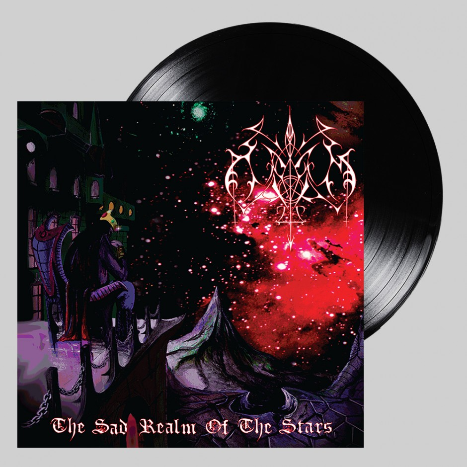 "Odium ""The Sad Realm of the Stars"" LP"