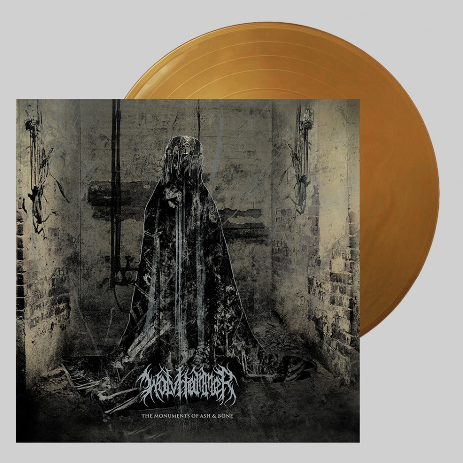 "Wolvhammer ""The Monuments of Ash & Bone"" LP"