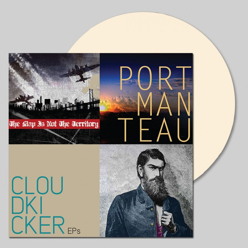 "Cloudkicker ""EPs"" 2xLP"