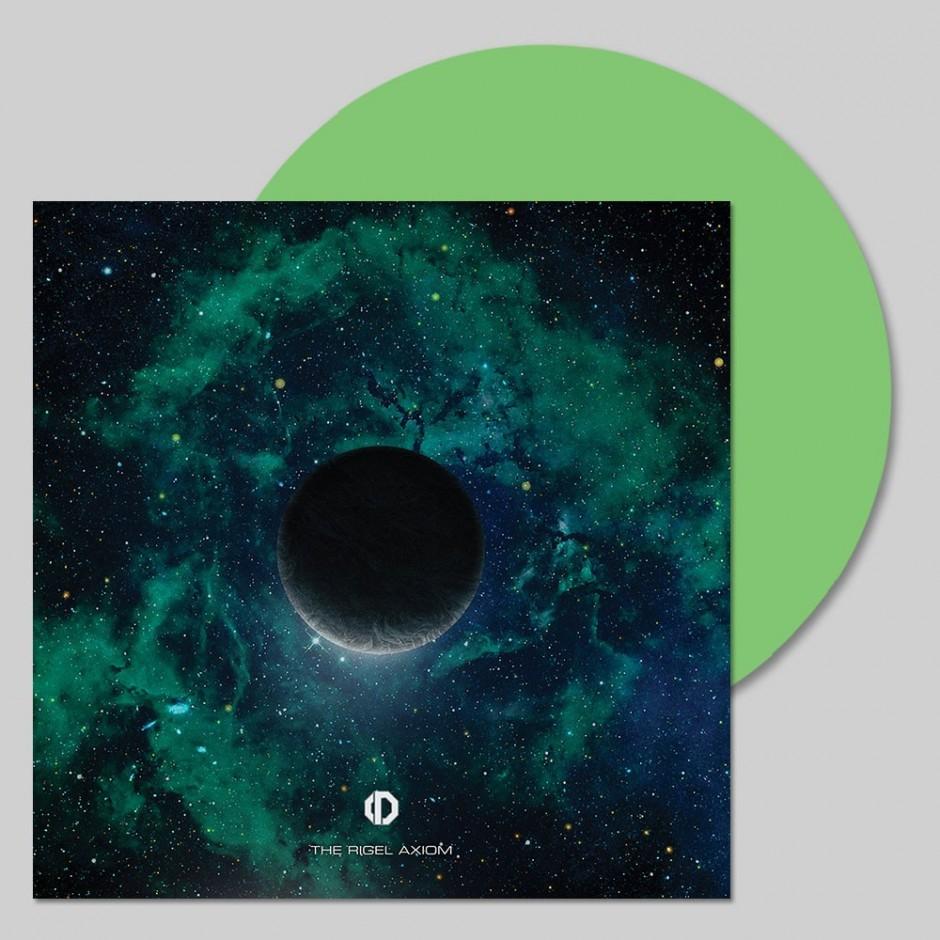 """Dynatron """"The Rigel Axiom"""" LP"""
