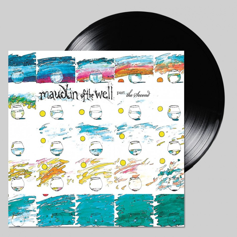 "maudlin of the Well ""Part the Second"" 2xLP"
