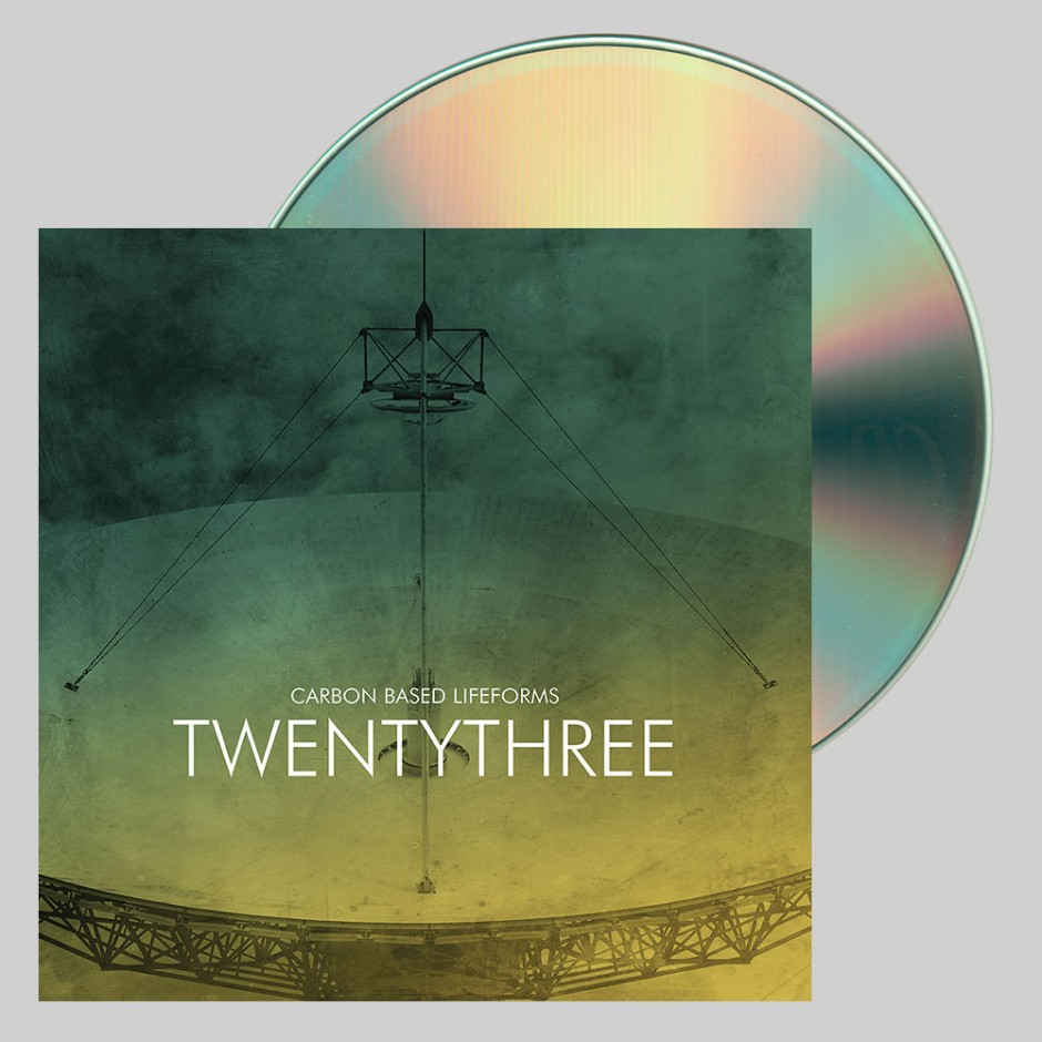 "Carbon Based Lifeforms ""Twentythree"" CD"
