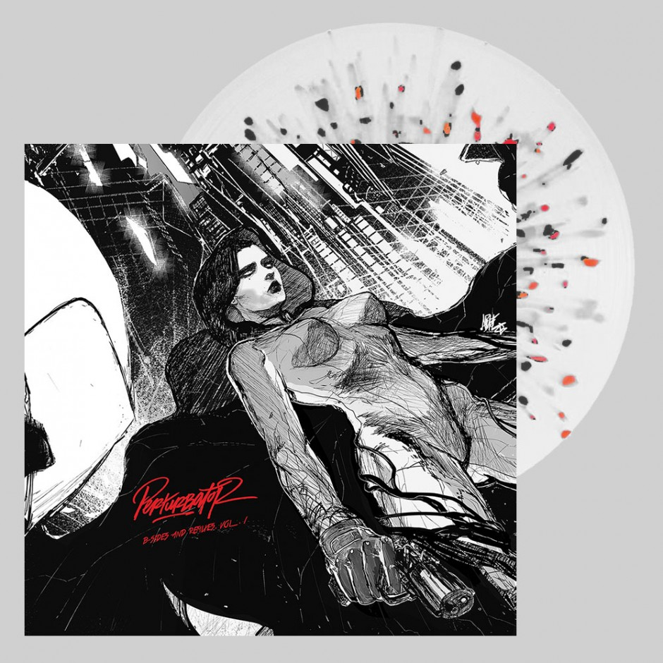 "Perturbator ""B-Sides and Remixes, Vol. I"" 2xLP"