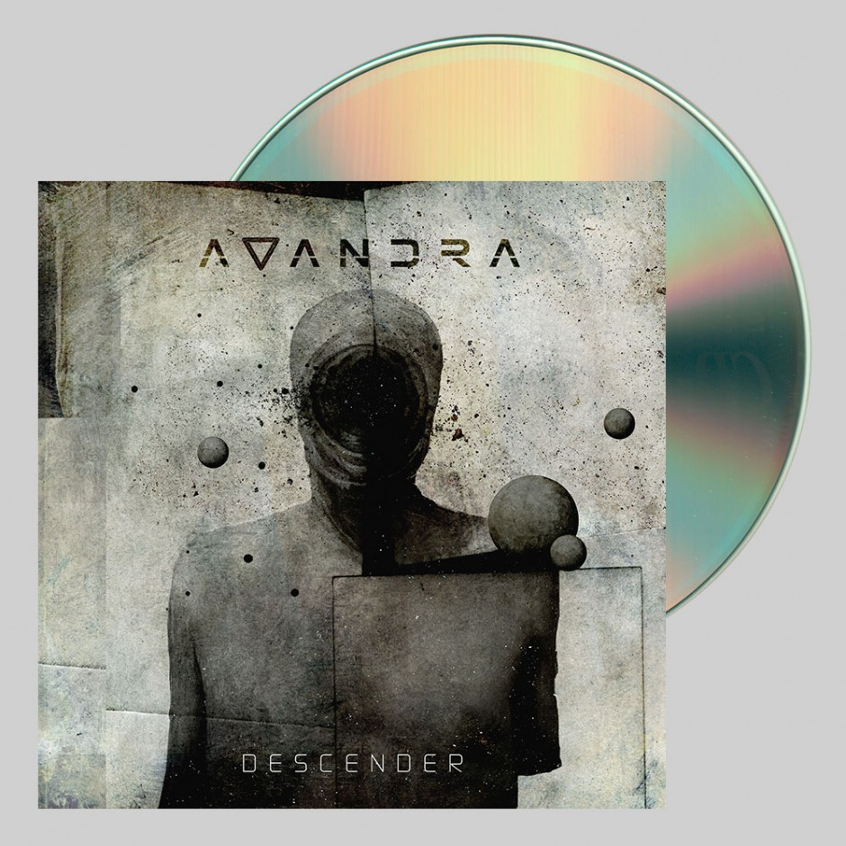 "Avandra ""Descender"" CD"