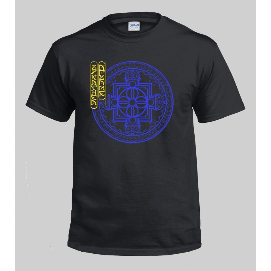 Lykathea Aflame Black T-shirt