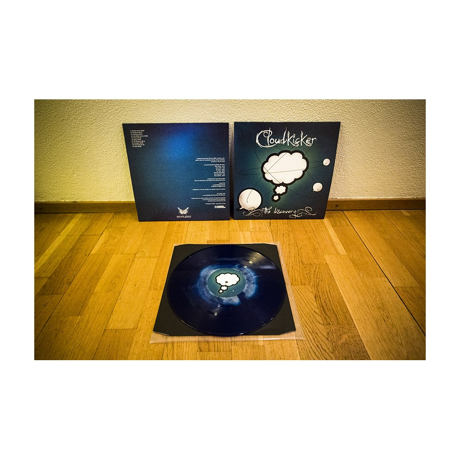 "Cloudkicker ""The Discovery"" LP - Haze, First Pressing"