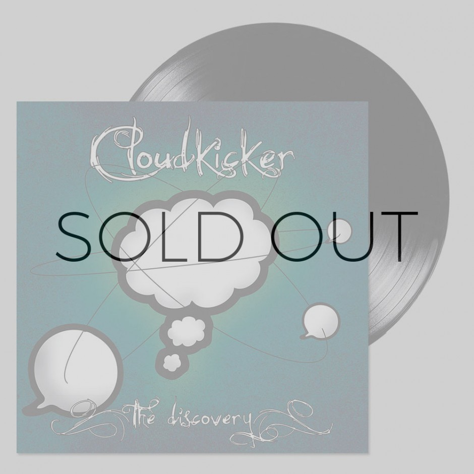 "Cloudkicker ""The Discovery"" LP"