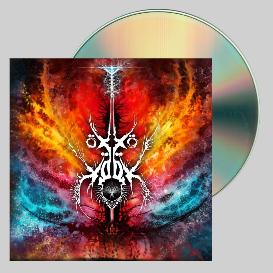 """Öxxö Xööx """"Ÿ"""" CD"""