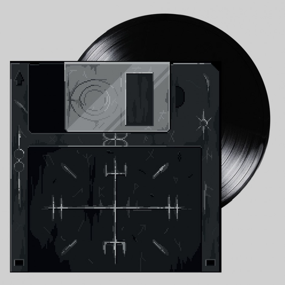 "MASTER BOOT RECORD ""VIRTUAVERSE.OST"" 2xLP"