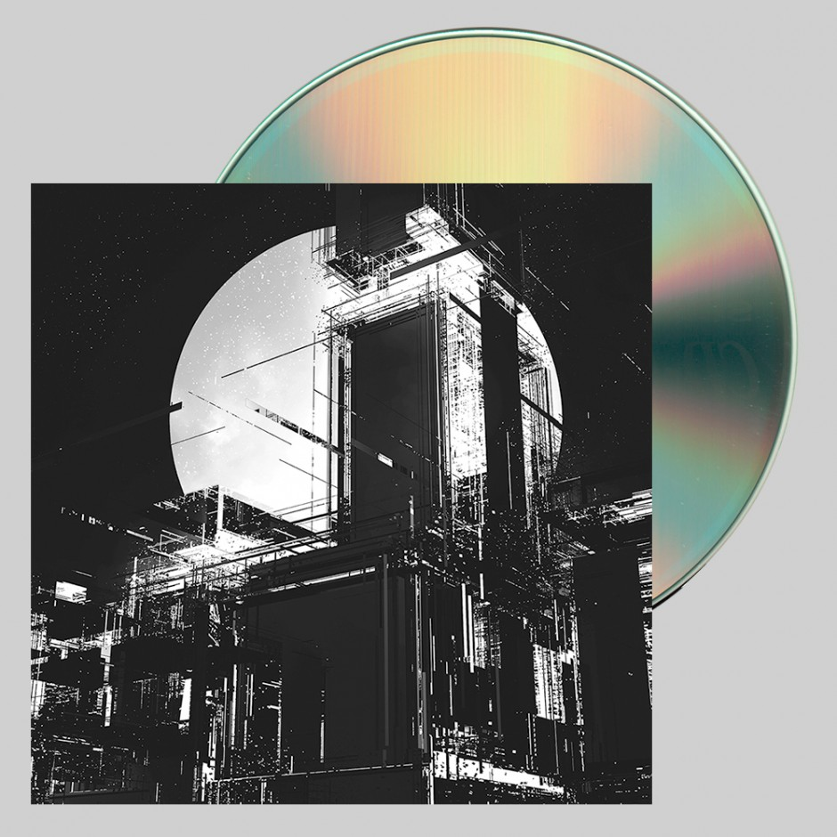 "Perturbator ""New Model"" CD"