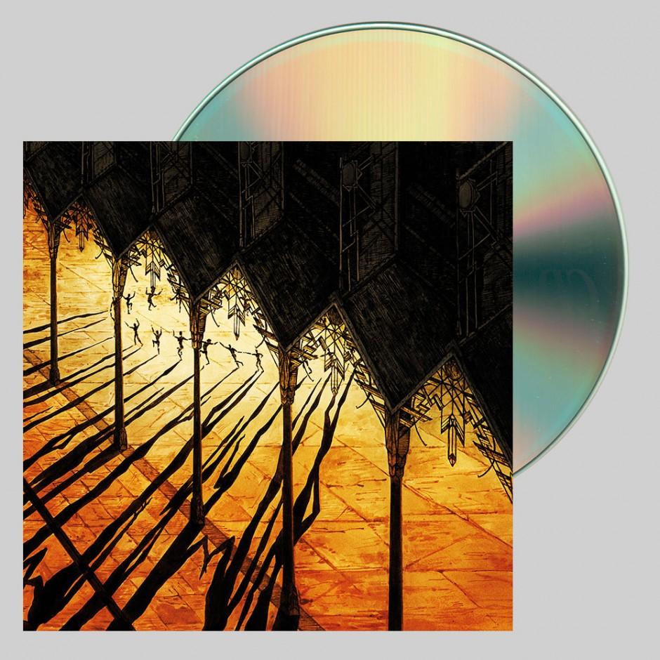 "Perturbator ""Lustful Sacraments"" CD"