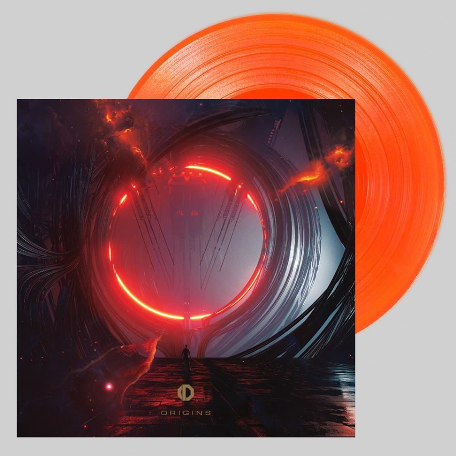 "Dynatron ""Origins"" LP"