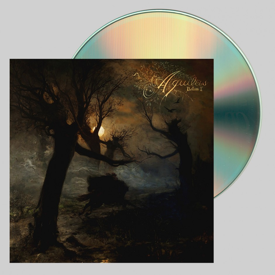 """Aquilus """"Bellum I"""" CD"""