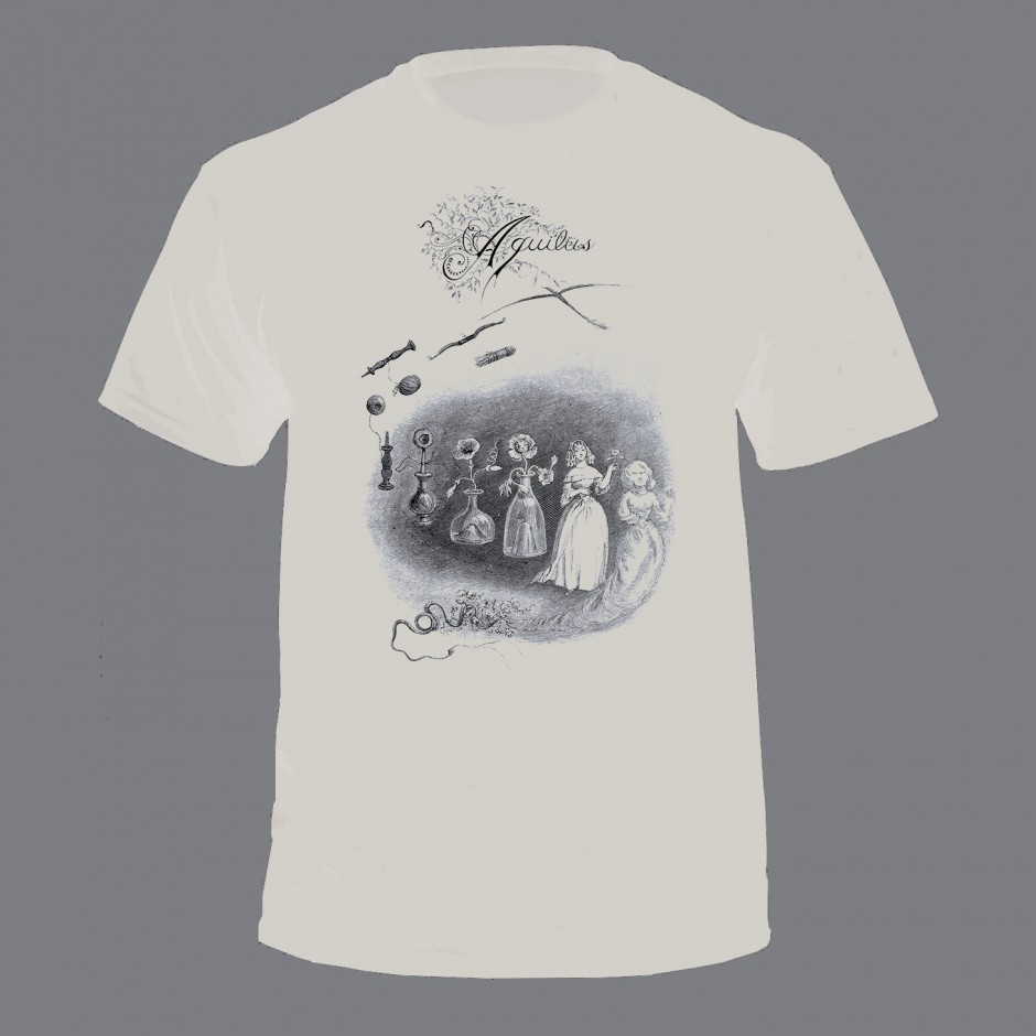 "Aquilus ""Metamorphoses of Sleep"" T-Shirt"