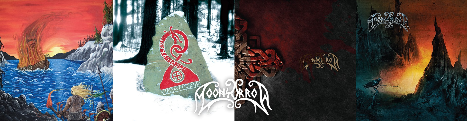 Moonsorrow represses